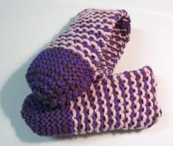 Pantoufles petite vague pour femmes− GRATUIT