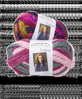 comment tricoter un foulard sashay