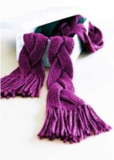 7aaaa8fddf4113 1001 foulards au tricot – enfants et adultes – 3 petites mailles