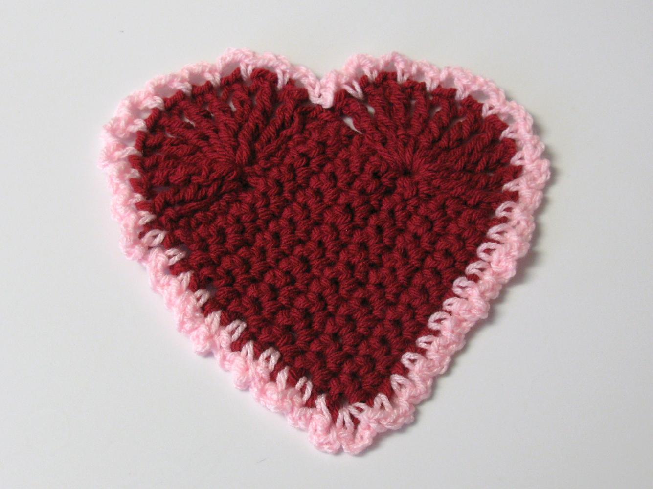 comment tricoter une rose au crochet
