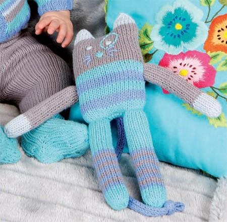 1001 doudous au tricot 3 petites mailles. Black Bedroom Furniture Sets. Home Design Ideas