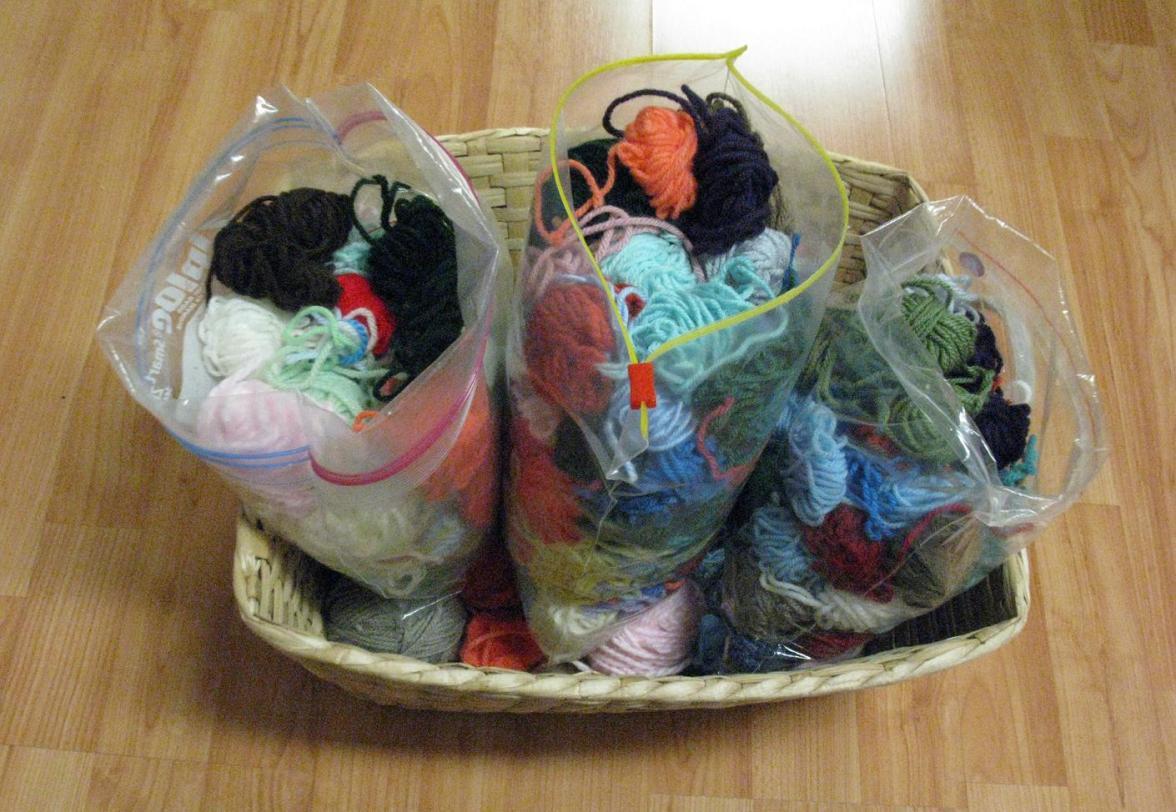 Restes de laine