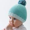 1001 bonnets au tricot - bébés