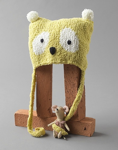 1001 bonnets au tricot – bébés   3 petites mailles 0fab768f2d3