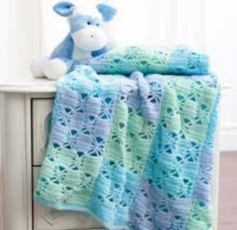 1001 couvertures pour b b s au crochet 3 petites mailles. Black Bedroom Furniture Sets. Home Design Ideas