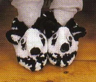 Pantoufles petit panda_2