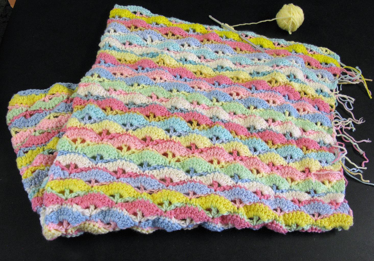 3 petites mailles du tricot du crochet un peu beaucoup passionn ment page 5 - Changer de couleur tricot ...