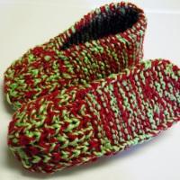 1001 pantoufles au tricot
