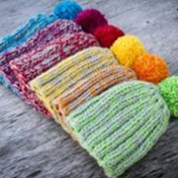 1001 bonnets au tricot - enfants et adultes