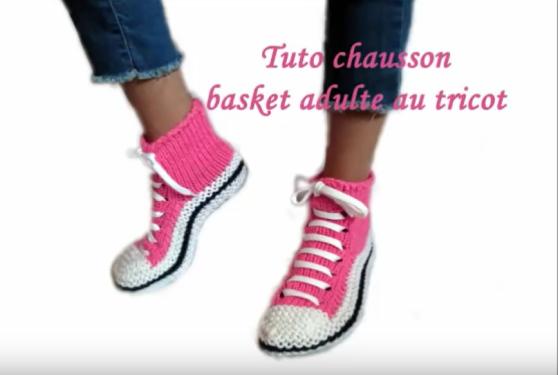 baskets adulte