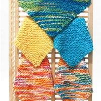 1001 lavettes au tricot