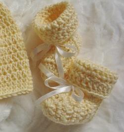Chaussons irrésistibles pour bébés - GRATUIT