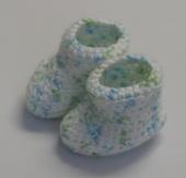 Petits chaussons mignons pour bébés - GRATUIT