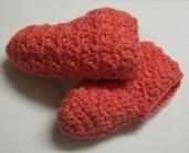 Pantoufles au crochet pour femmes (point primevère)