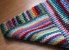 Comment épuiser son stock de laine… projet #2 :tapis