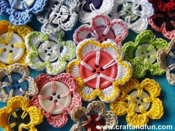 boutons de recyclage créatif