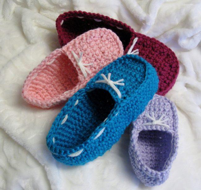 Pantoufles de style marin pour enfants 2-10 ans