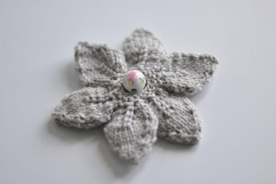 Fleurs 3 Petites Mailles