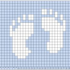 #8 Empreintes de pieds