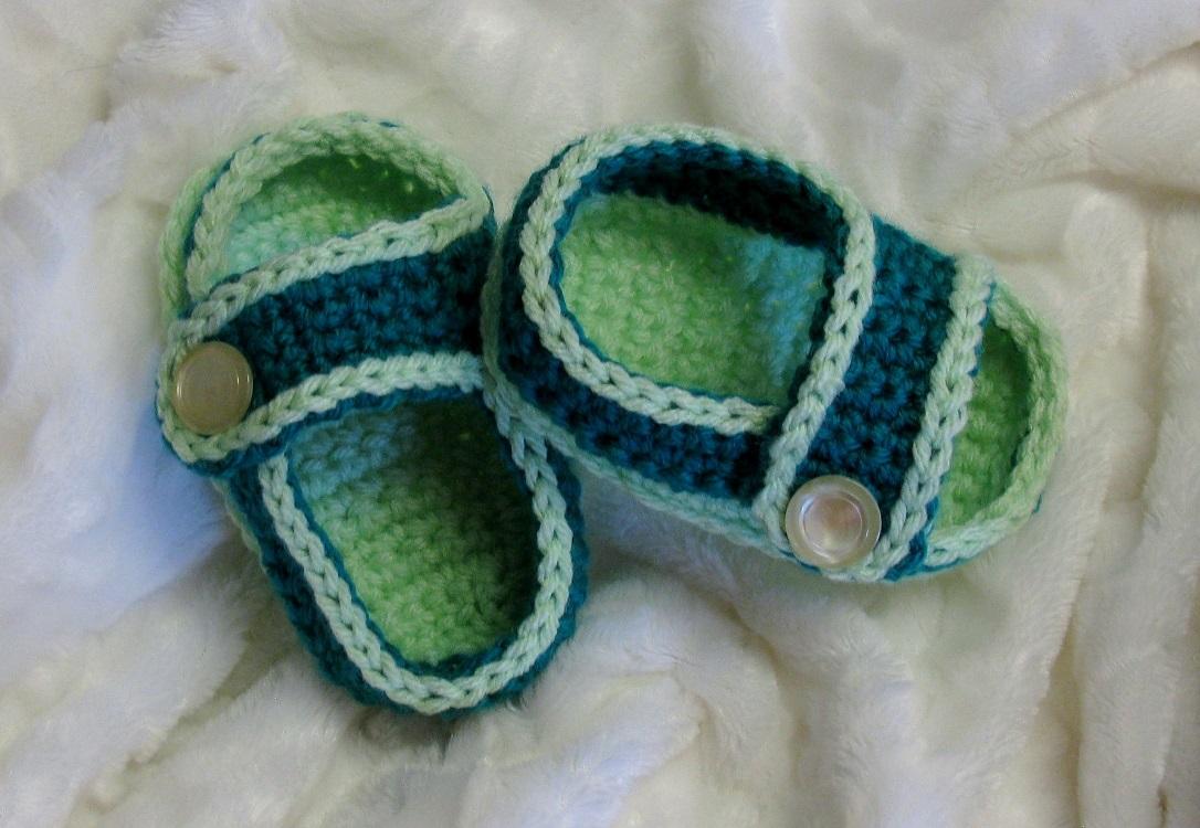 Sandales pour bébés